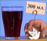 Суточная норма клюквенного сока
