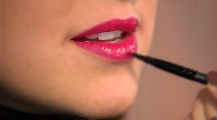 Цвет губной помады