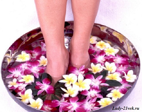 Ванночки для ног 2013
