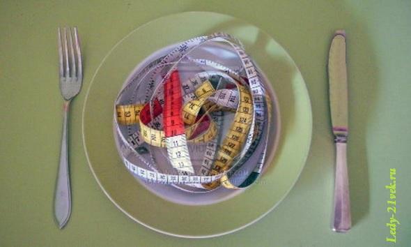 правильно худеть без диет